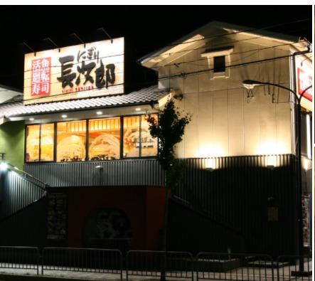山科長次郎寿司