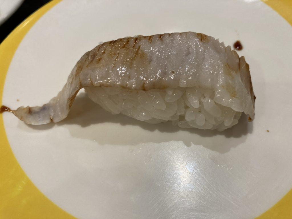 ヒラメのエンガワ