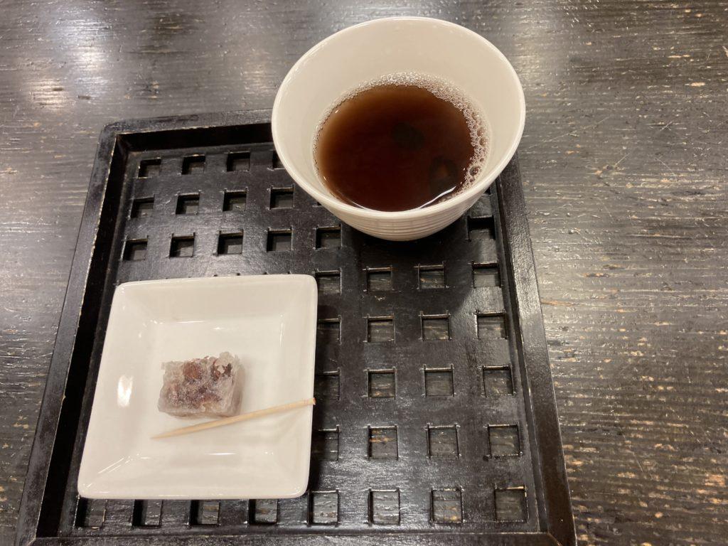 寛永堂 黒豆茶