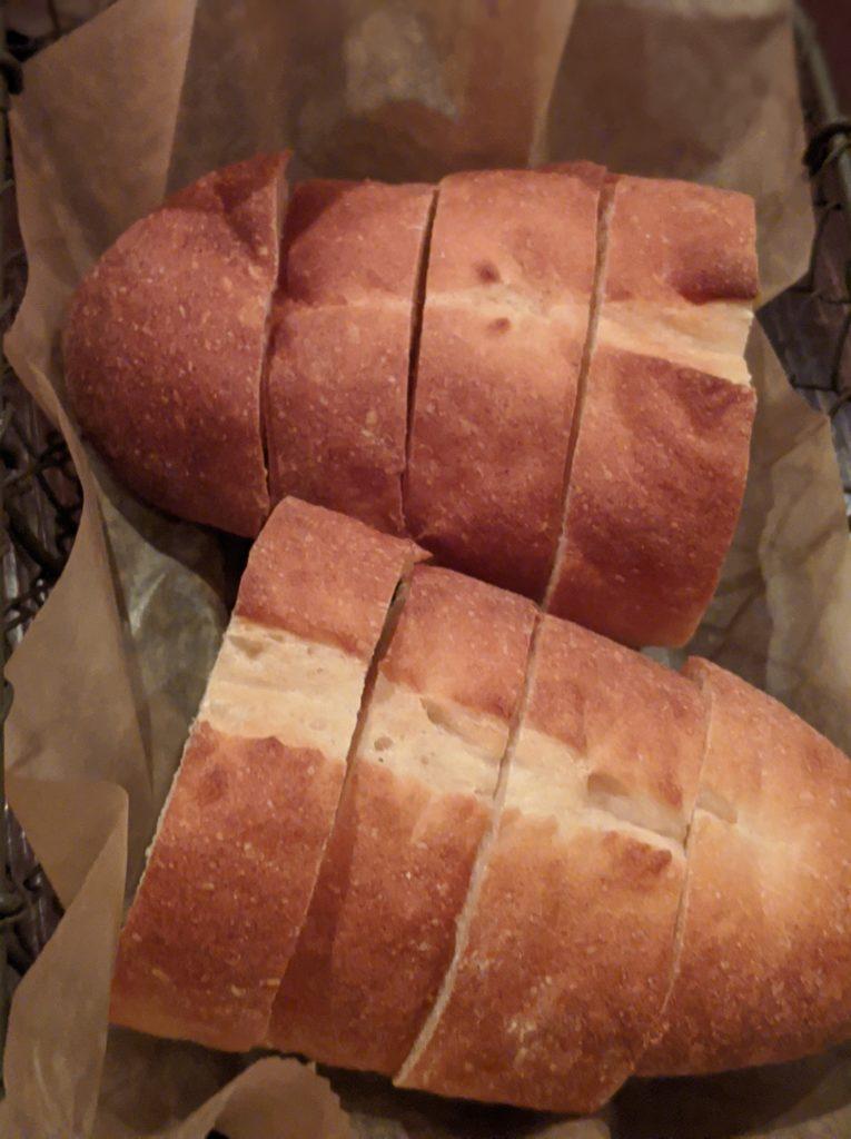 自家製ジャガイモパン