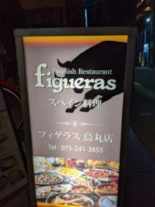 フィゲラススペイン料理
