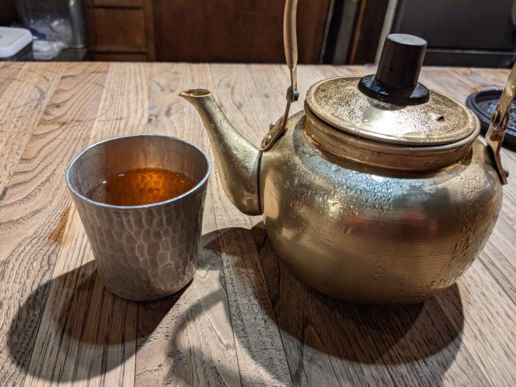 やかんとお茶和醸良すがりラーメン