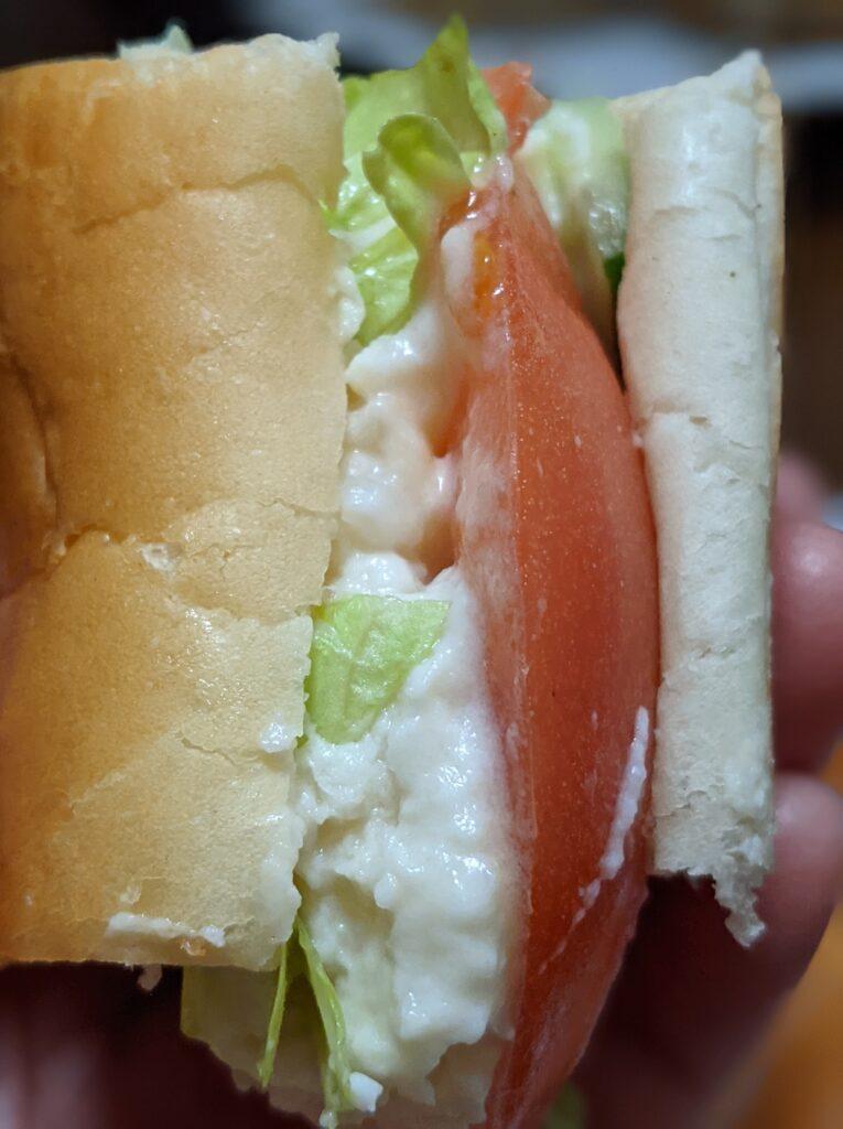 サラダポテトパン