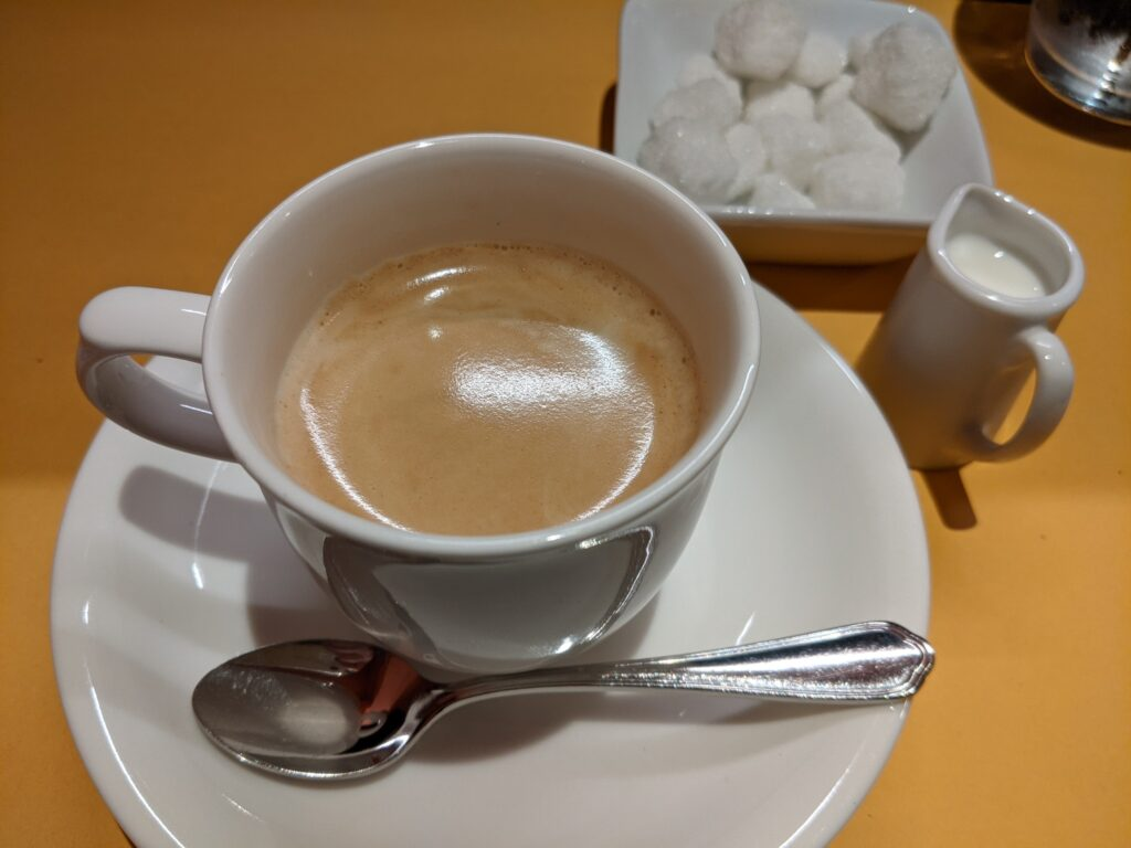 オッティモ (ottimo)コーヒー