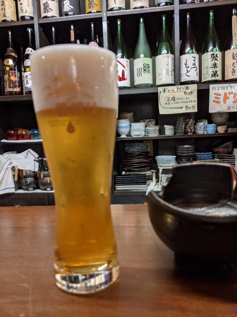 きゃ座ビール
